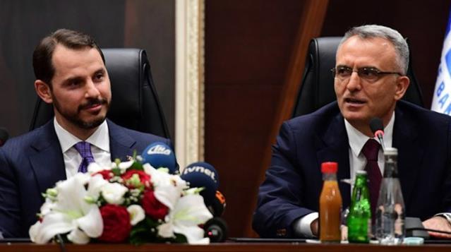 Berat Albayrak ve Naci Ağbal'ın veda mesajlarındaki ortak nokta dikkat çekti