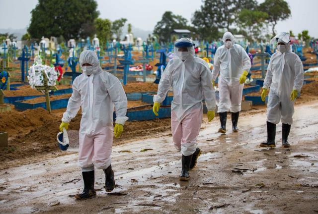 Brezilya'ya koronavirüs darbesi! Salgın başından beri dördüncü sağlık bakanı göreve gelecek