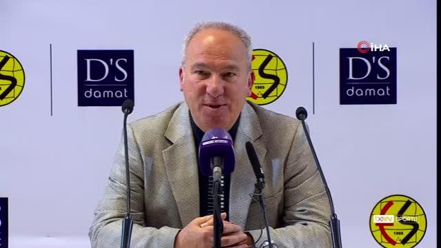 Cengiz Seçsev: İnşallah bu Eskişehirspor'un dibi olur, buradan yukarıya taşır kendini