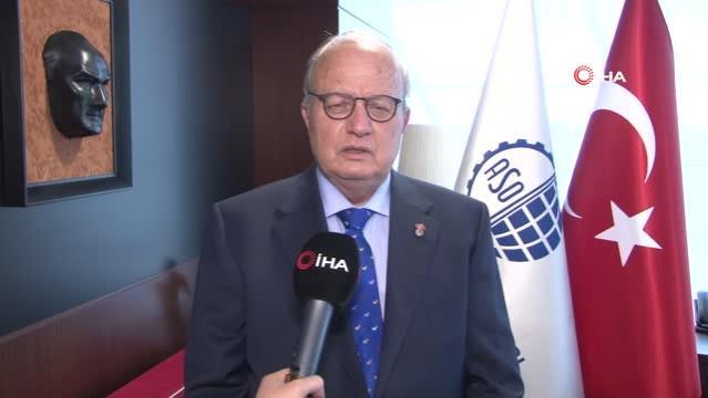 Ankara Sanayi Odası Başkanı Nurettin Özdebir: Araçlar sanayiden çok daha fazla karbondioksit emisyonu salıyorlar