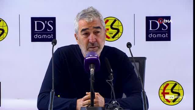 Samet Aybaba: Pozisyon bulduk ama gol bulamadık
