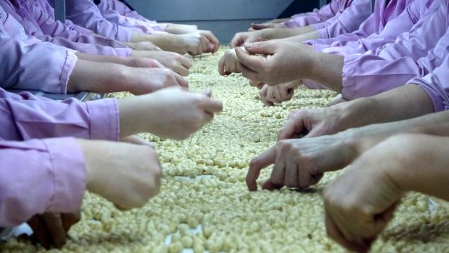 AB ülkelerine iki ayda 4 bin 803 ton 131 kilo fındık ihraç edildi