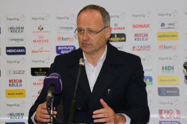 Yeni Malatyaspor - Gaziantep maçının ardından