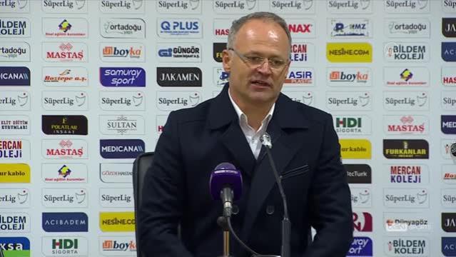 Yeni Malatyaspor - Gaziantep maçının ardından - İrfan Buz