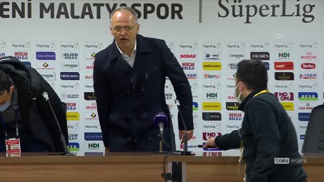 Yeni Malatyaspor – Gaziantep maçının ardından – İrfan Buz