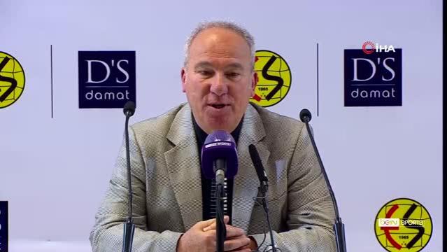 """Cengiz Seçsev: """"İnşallah bu Eskişehirspor'un dibi olur, buradan yukarıya taşır kendini"""""""