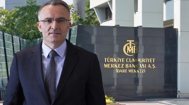 Görevden alınan Merkez Bankası Başkanı Ağbal'ın veda mesajı sosyal medyanın dilinde